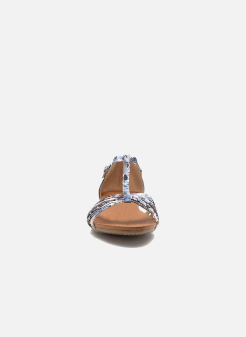 Sandales et nu-pieds Refresh Summer 61735 Multicolore vue portées chaussures