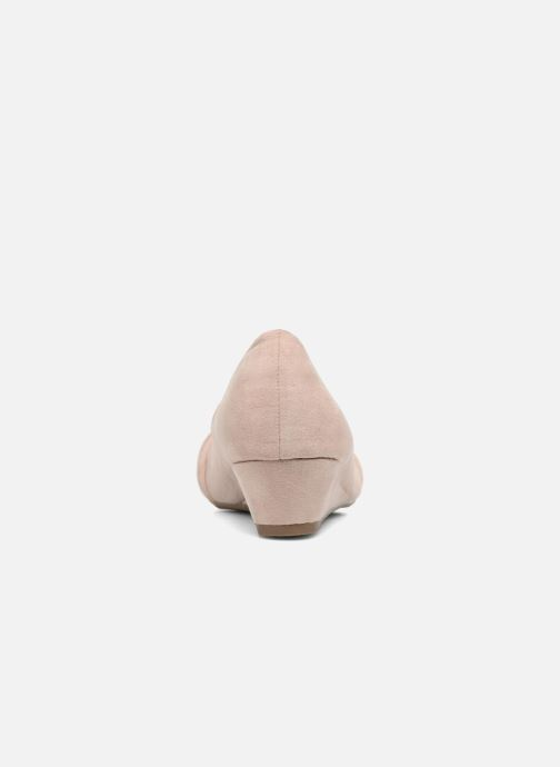 High heels Refresh Paradis 61762 Beige view from the right