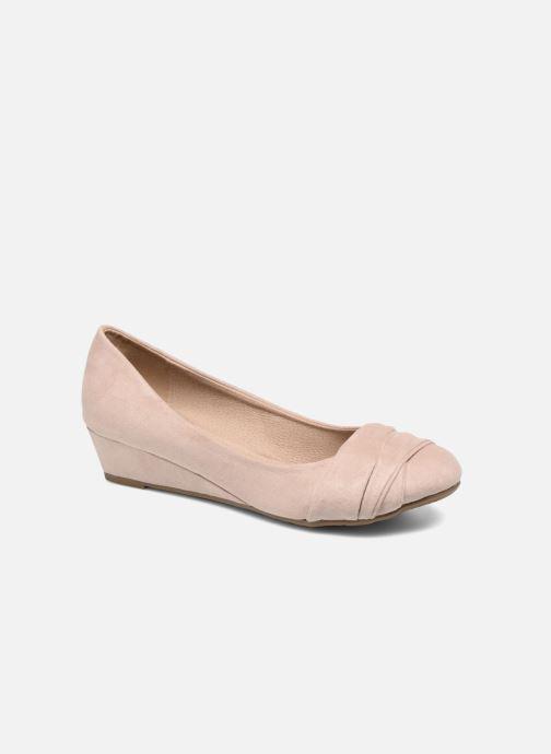 High heels Refresh Paradis 61762 Beige detailed view/ Pair view