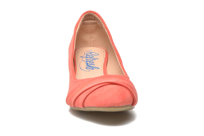 Escarpins Refresh Paradis 61762 Rouge vue portées chaussures