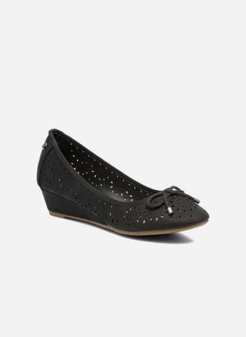 Høje hæle Refresh Lumos 61726 Sort detaljeret billede af skoene
