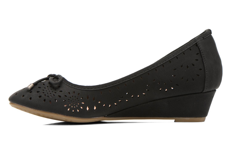 Zapatos de tacón Refresh Lumos 61726 Negro vista de frente