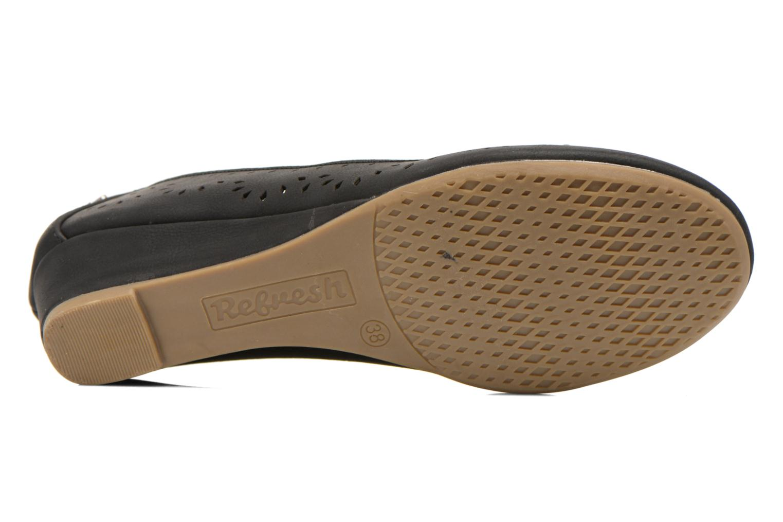 Zapatos de tacón Refresh Lumos 61726 Negro vista de arriba