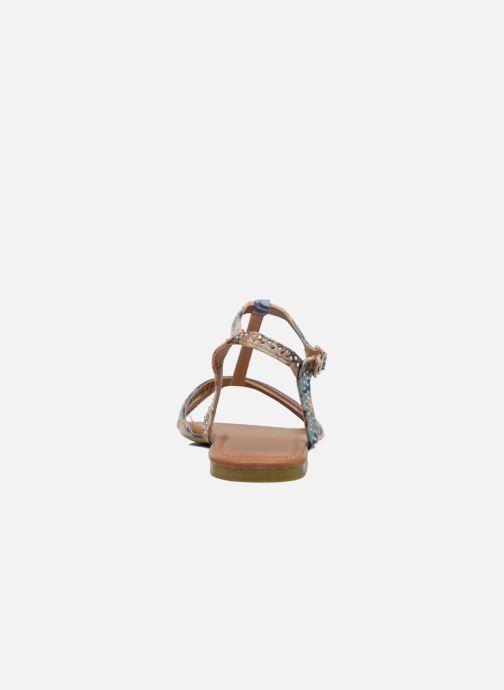 Sandalen Refresh Palmier 61832 Multicolor rechts