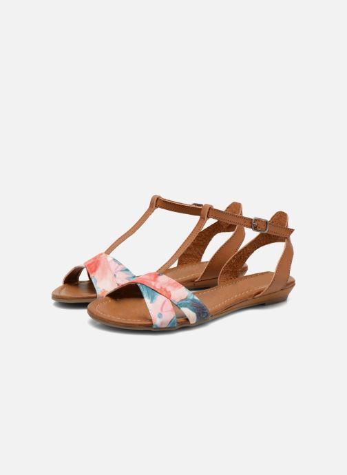 Sandales et nu-pieds Refresh Fruity 61733 Multicolore vue 3/4