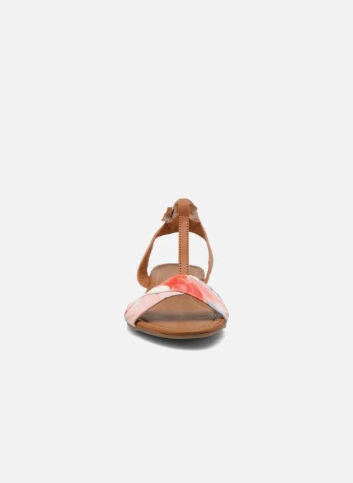 Sandalen Refresh Fruity 61733 mehrfarbig schuhe getragen