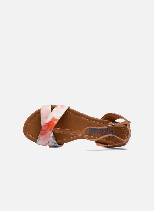 Sandales et nu-pieds Refresh Fruity 61733 Multicolore vue gauche