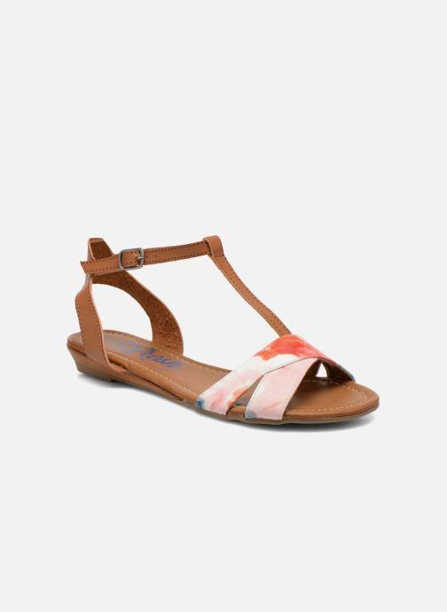 Sandales et nu-pieds Refresh Fruity 61733 Multicolore vue détail/paire