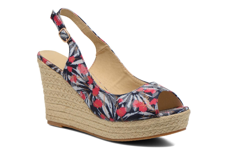 Sandaler Refresh Aurore 62012 Multi detaljeret billede af skoene
