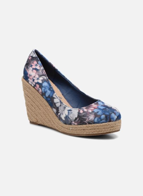 High heels Refresh Sunset 61720 Blue detailed view/ Pair view