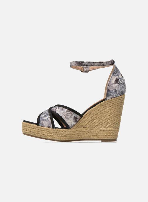 Sandales et nu-pieds Refresh Papaye 61717 Noir vue face