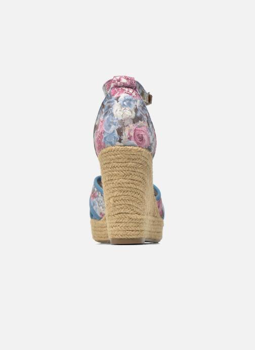 Sandalias Refresh Papaye 61717 Multicolor vista lateral derecha
