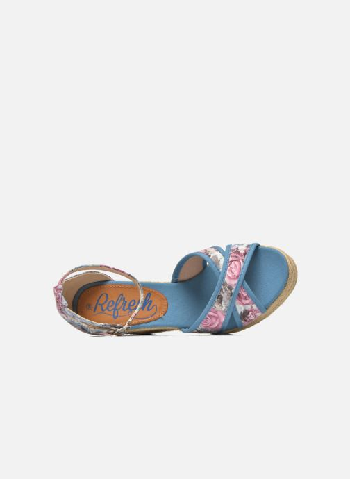 Sandalias Refresh Papaye 61717 Multicolor vista lateral izquierda