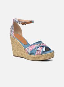 Sandales et nu-pieds Femme Papaye 61717