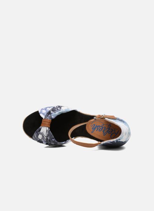 Sandalen Refresh Goyave 61719 mehrfarbig ansicht von links