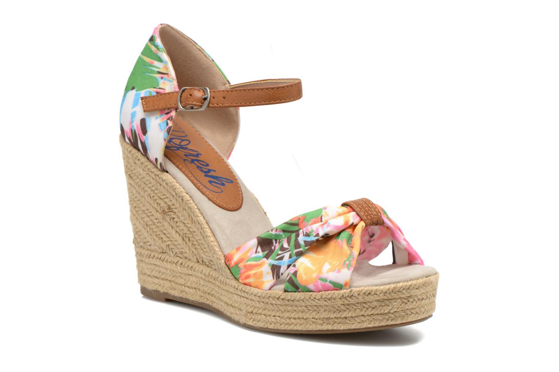 Sandaler Refresh Goyave 61719 Multi detaljeret billede af skoene