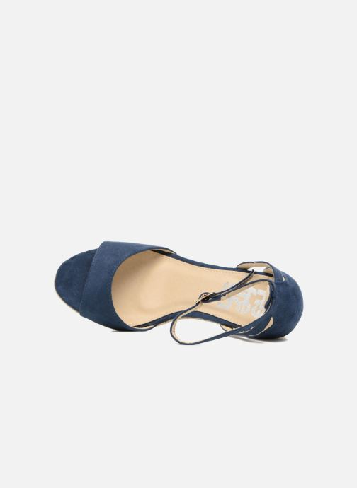 Sandalen Refresh Sunlight 62011 Blauw links