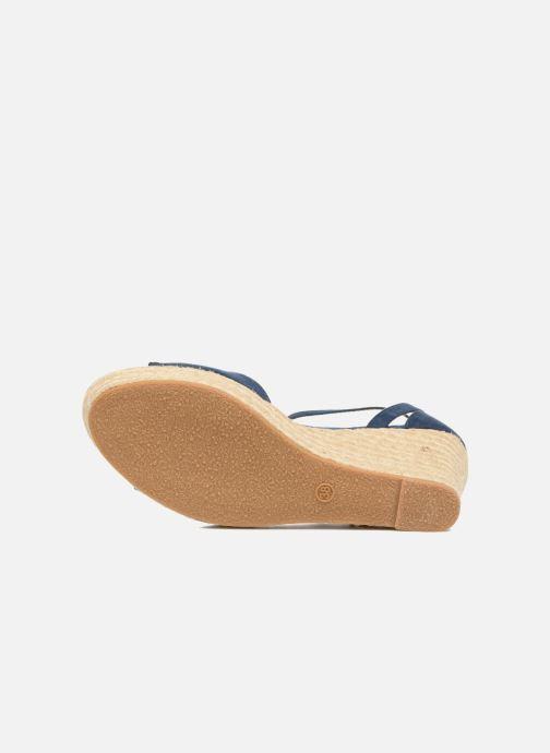 Sandalen Refresh Sunlight 62011 Blauw boven