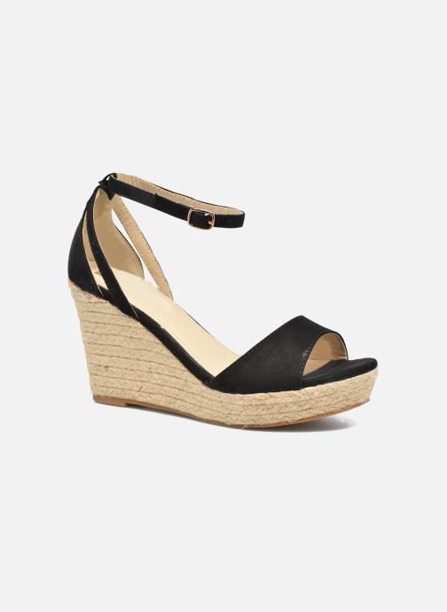 Sandales et nu-pieds Refresh Sunlight 62011 Noir vue détail/paire