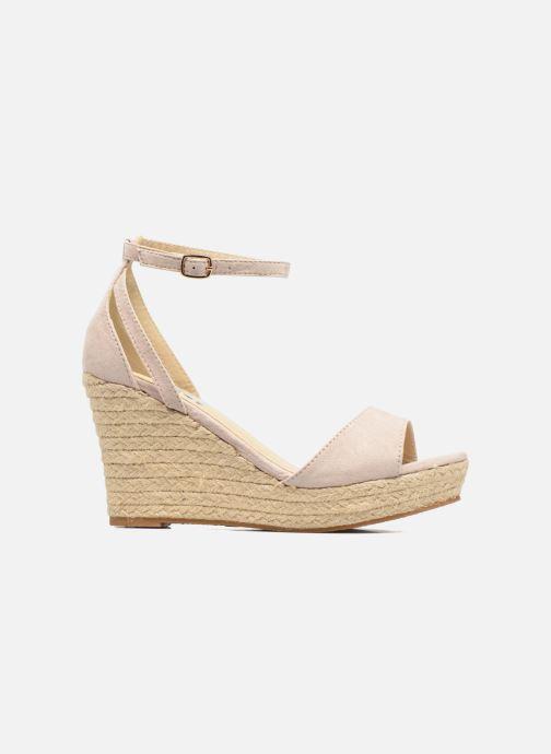 Sandales et nu-pieds Refresh Sunlight 62011 Beige vue derrière