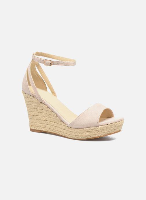 Sandales et nu-pieds Refresh Sunlight 62011 Beige vue détail/paire