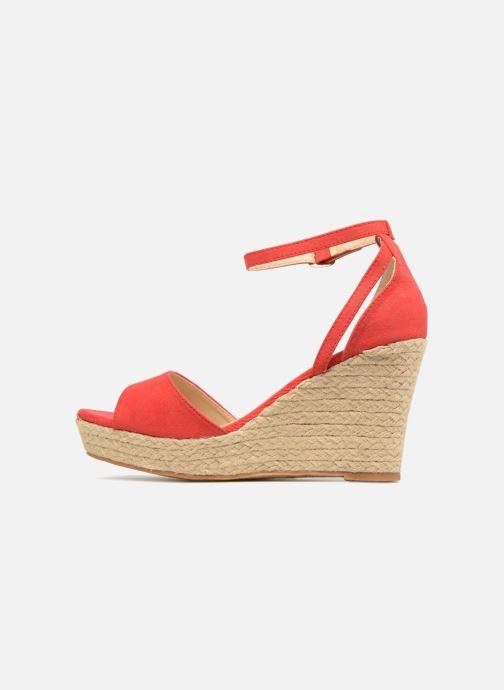 Sandales et nu-pieds Refresh Sunlight 62011 Rouge vue face