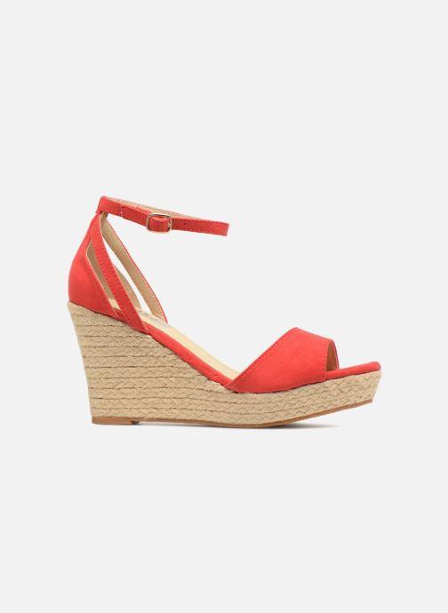 Sandales et nu-pieds Refresh Sunlight 62011 Rouge vue derrière