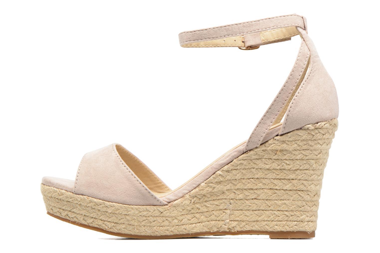 Sandali e scarpe aperte Refresh Sunlight 62011 Beige immagine frontale