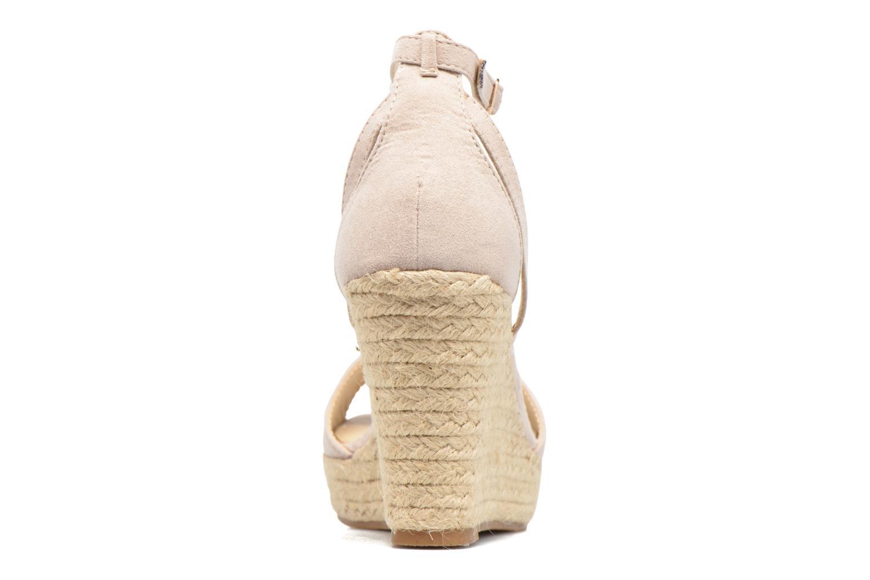 Sandali e scarpe aperte Refresh Sunlight 62011 Beige immagine destra