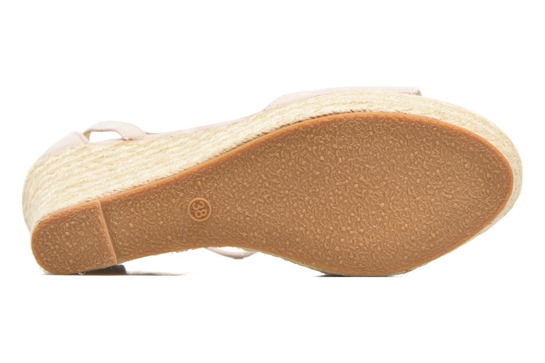 Sandali e scarpe aperte Refresh Sunlight 62011 Beige immagine dall'alto