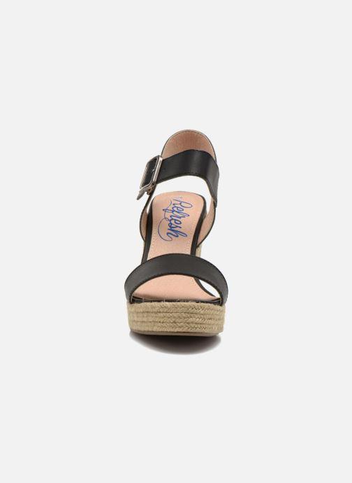 Sandalen Refresh Corail 61772 Zwart model