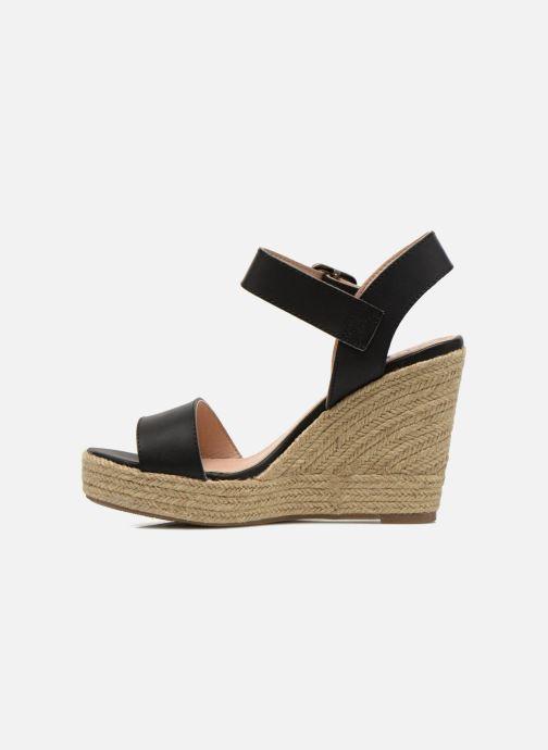 Sandalen Refresh Corail 61772 Zwart voorkant