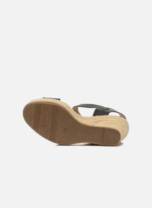 Sandalen Refresh Corail 61772 Zwart boven