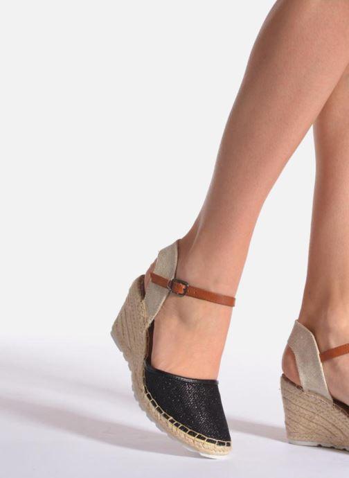 Sandales et nu-pieds Refresh Gipsy 62034 Or et bronze vue bas / vue portée sac