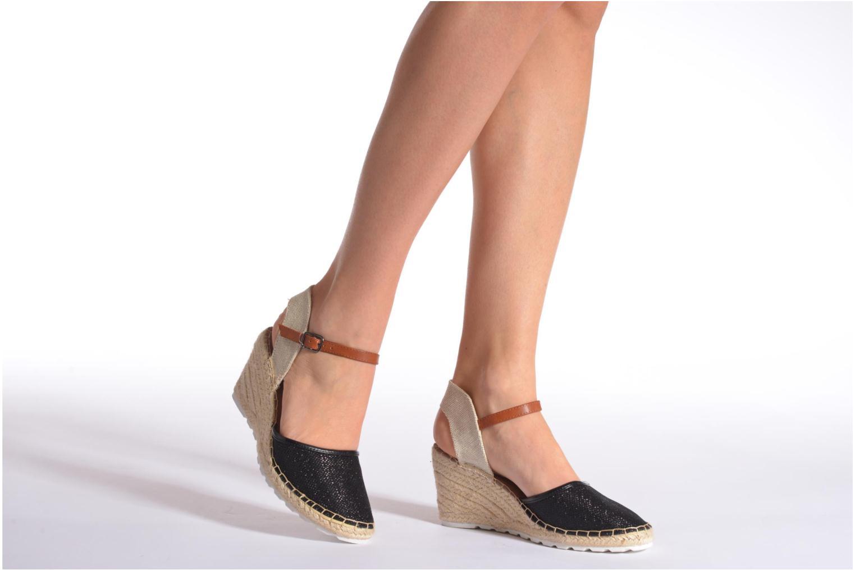 Sandali e scarpe aperte Refresh Gipsy 62034 Nero immagine dal basso
