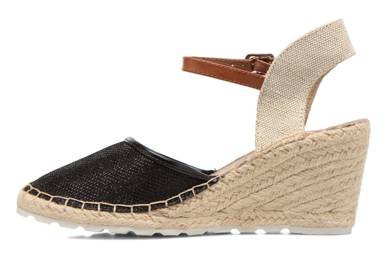 Sandali e scarpe aperte Refresh Gipsy 62034 Nero immagine frontale