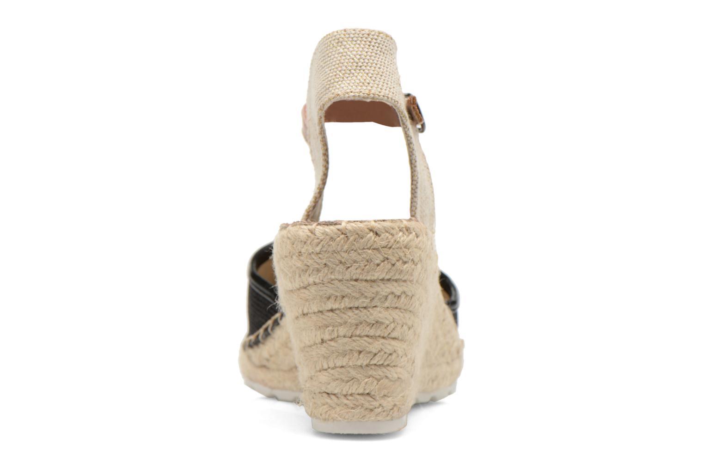 Sandali e scarpe aperte Refresh Gipsy 62034 Nero immagine destra
