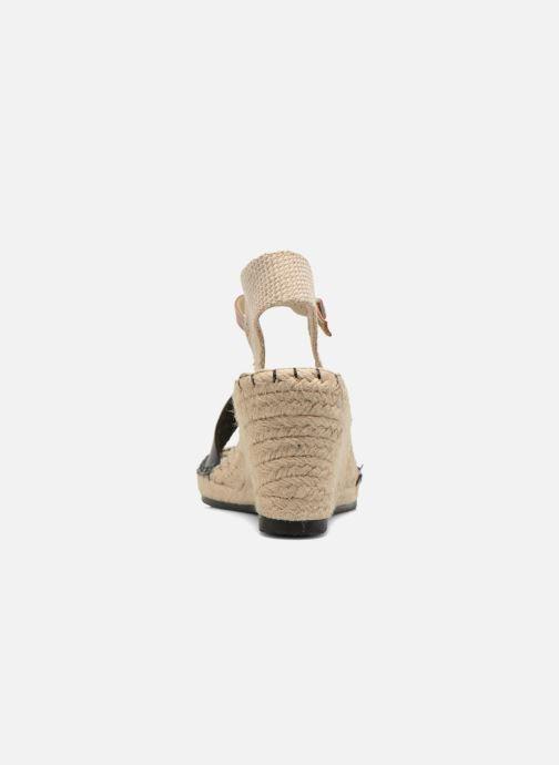 Sandales et nu-pieds Refresh Gipset 62035 Noir vue droite