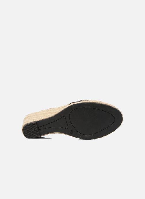Sandales et nu-pieds Refresh Gipset 62035 Noir vue haut