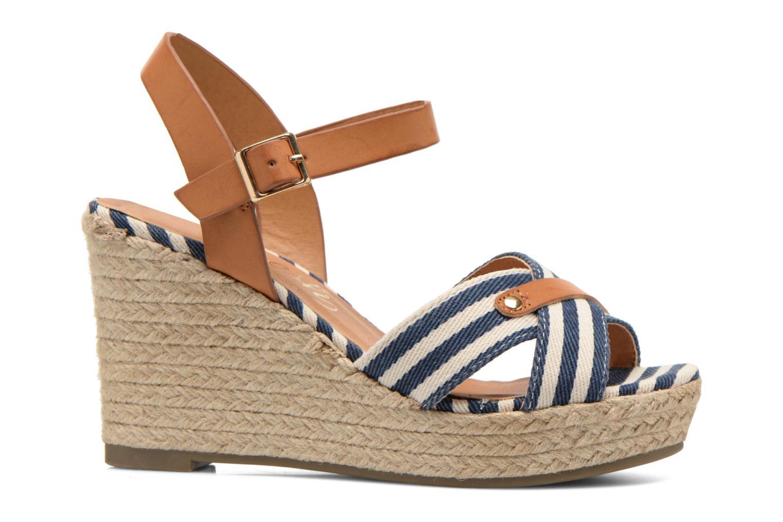 Sandales et nu-pieds Refresh Marin 62088 Bleu vue derrière