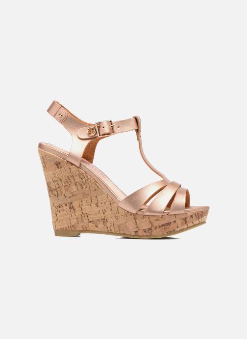 Sandales et nu-pieds Refresh Jungle 61823 Or et bronze vue derrière