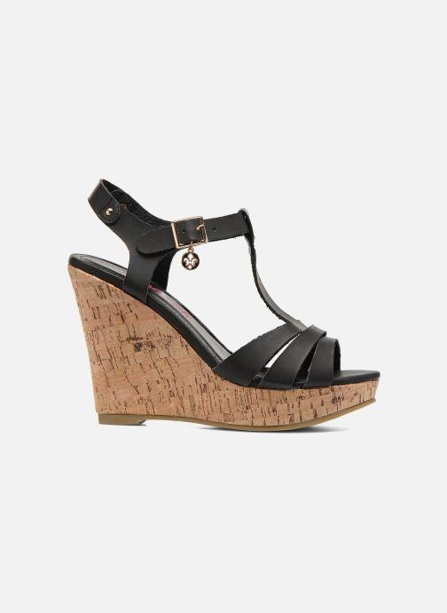 Sandales et nu-pieds Refresh Jungle 61823 Noir vue derrière