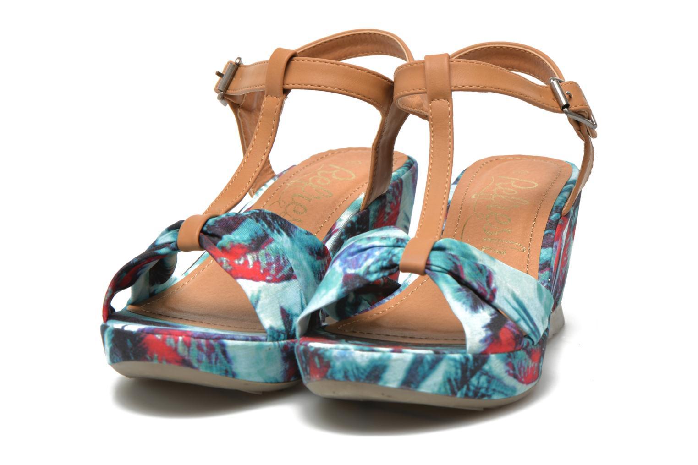 Sandali e scarpe aperte Refresh Blue Moon 62085 Multicolore immagine 3/4