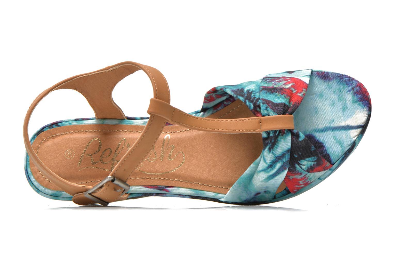 Sandali e scarpe aperte Refresh Blue Moon 62085 Multicolore immagine sinistra
