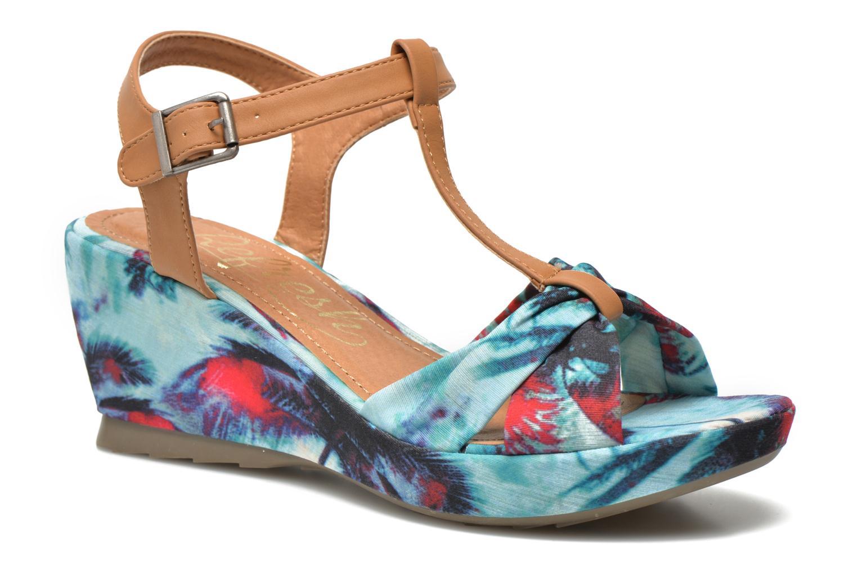 Sandali e scarpe aperte Refresh Blue Moon 62085 Multicolore vedi dettaglio/paio