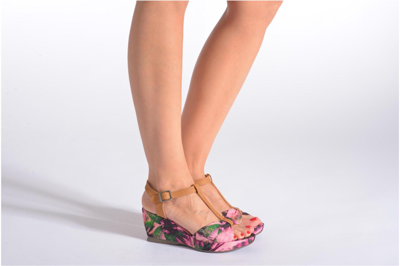 Sandali e scarpe aperte Refresh Blue Moon 62085 Rosa immagine dal basso