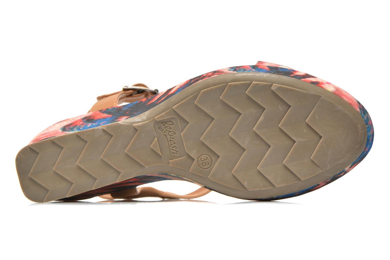 Sandali e scarpe aperte Refresh Blue Moon 62085 Multicolore immagine dall'alto