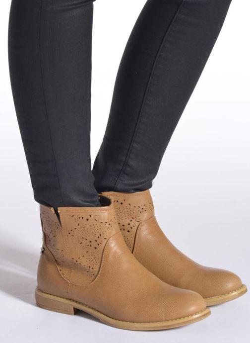 Stiefeletten & Boots Refresh Western 61702 braun ansicht von unten / tasche getragen