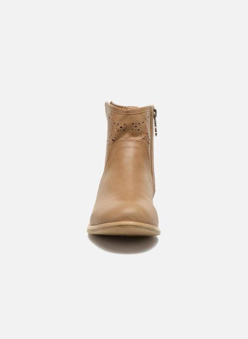 Stiefeletten & Boots Refresh Western 61702 braun schuhe getragen