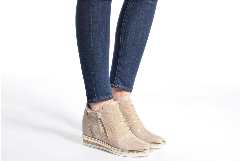 Sneakers Khrio Fucio Zilver onder